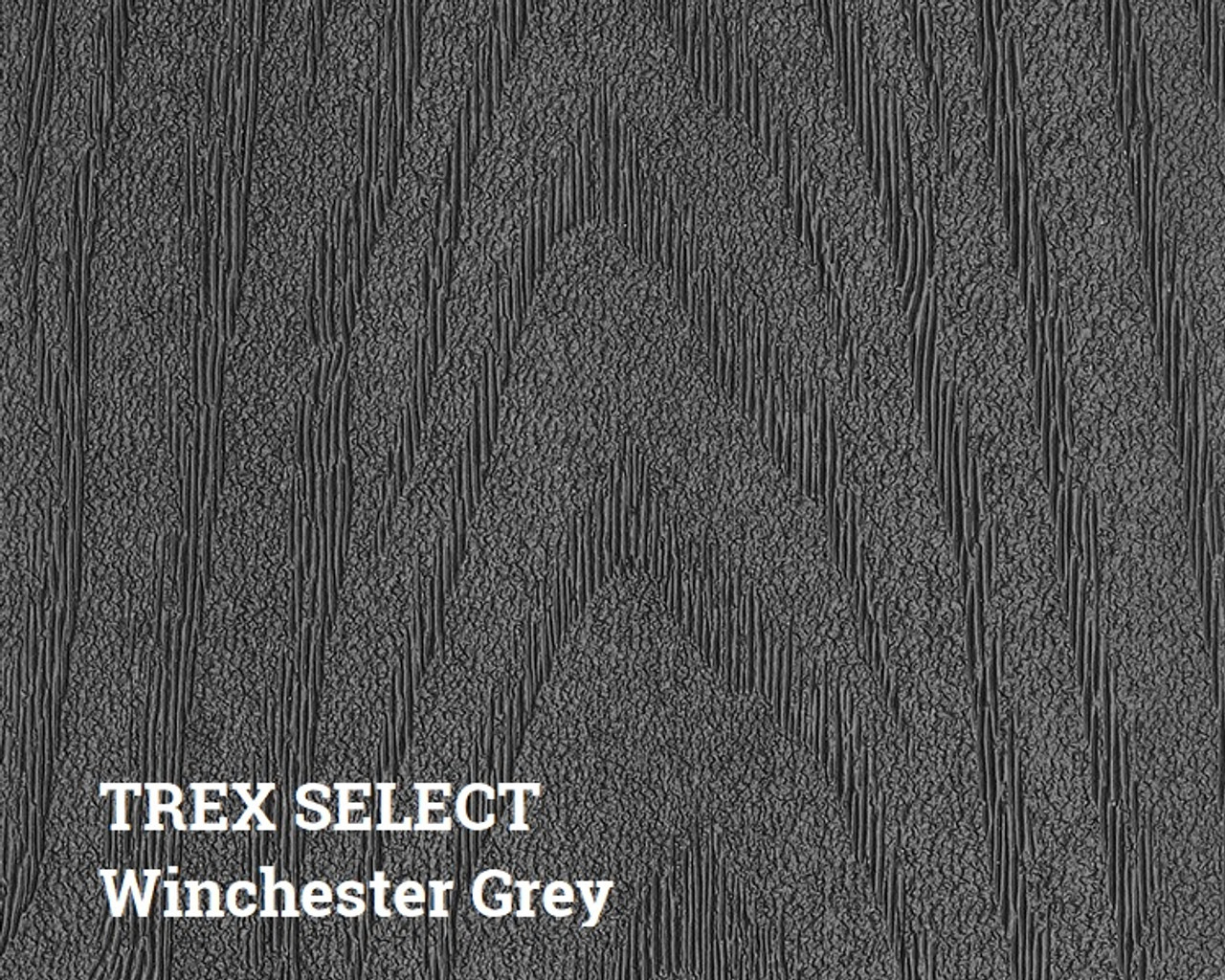 Trex Select Winchester Grey Decking Surface