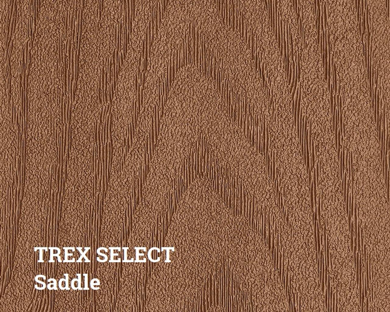 Trex Select Saddle Decking Surface