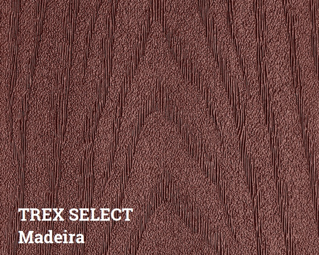 Trex Select Madeira Decking Surface