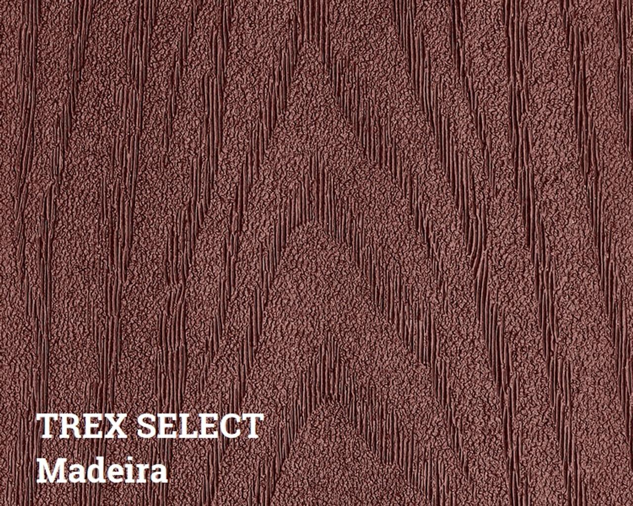 Trex Select Madeira Decking Surface