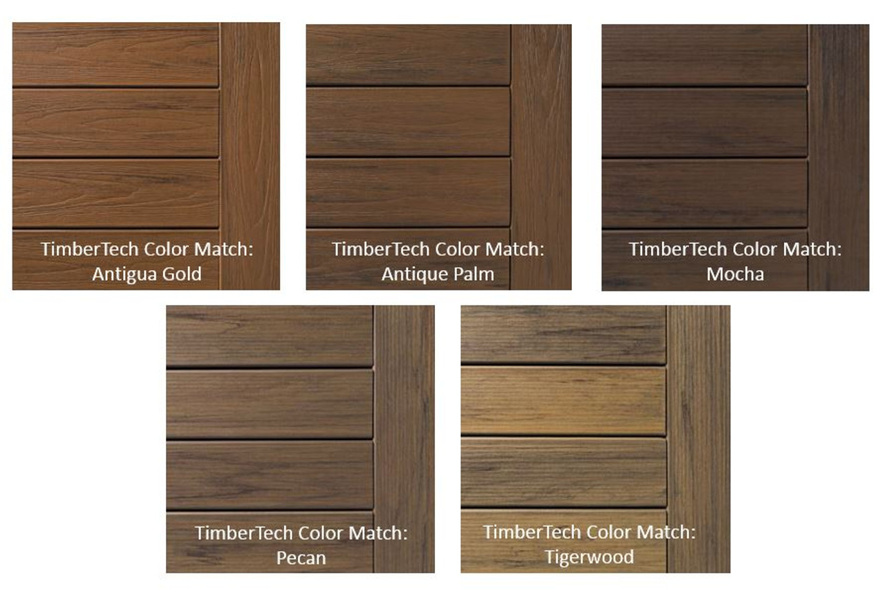 TimberTech Decking Colors