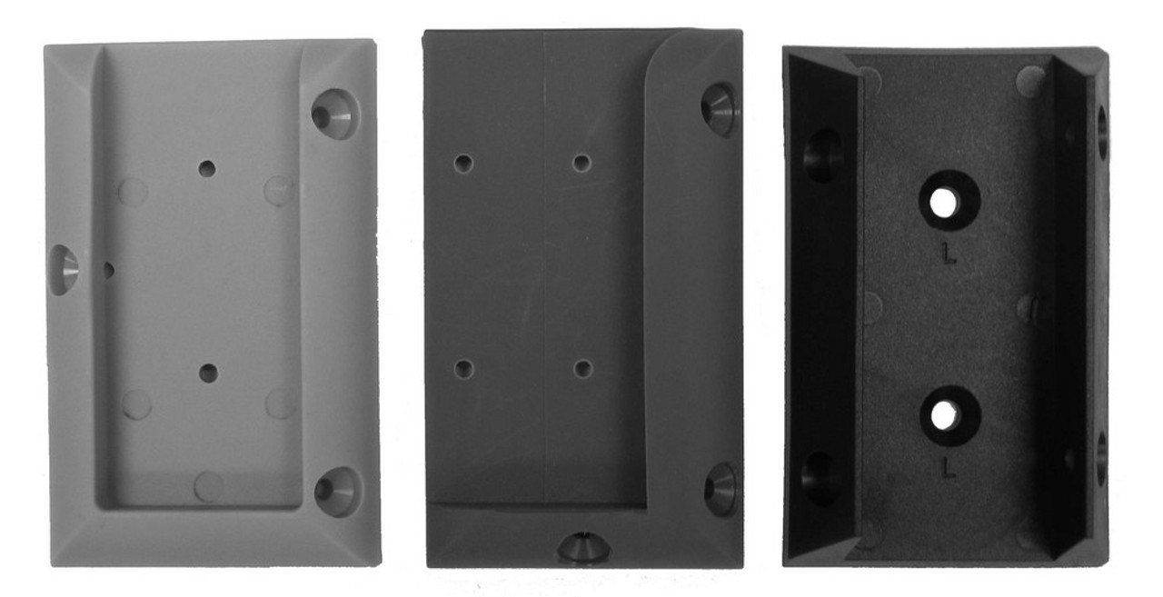 DecKorators Brackets for 2x4 Rails