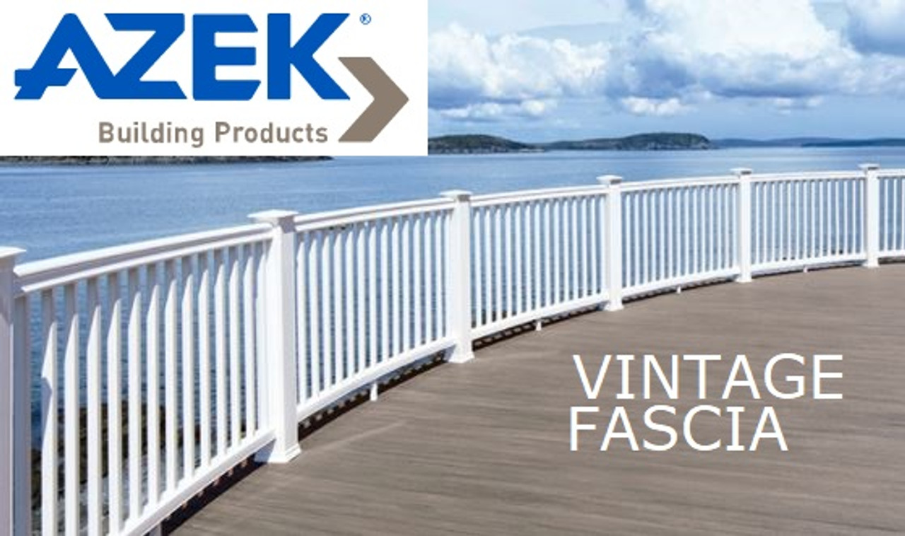 AZEK Vintage Collection Fascia