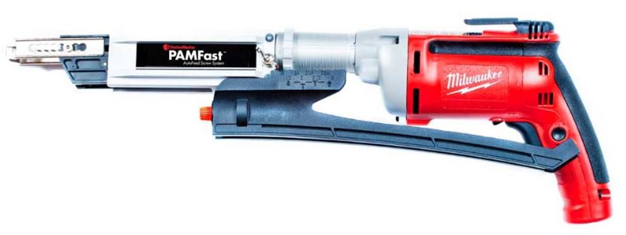 PAMFast AutoFeed Screw System Installation Tool Kit P13KUE
