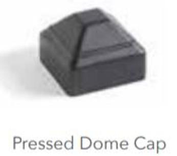 "Fortress Fe26 2"" Dome Cap"
