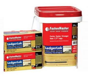 FastenMaster LedgerLOK Screws