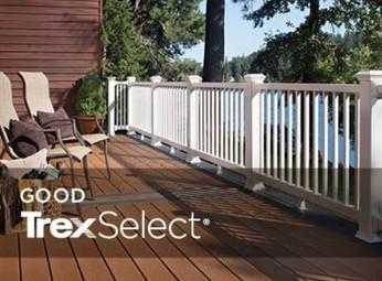 Trex Select Decking