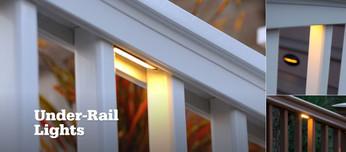 TimberTech UnderRail Lights