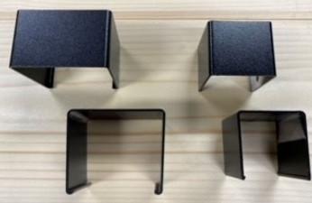 TimberTech Impressions Express Modern Decorative Collar Kit, Level
