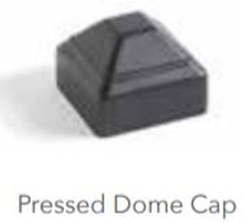 "Fortress Fe26 2"" Dome Cap"