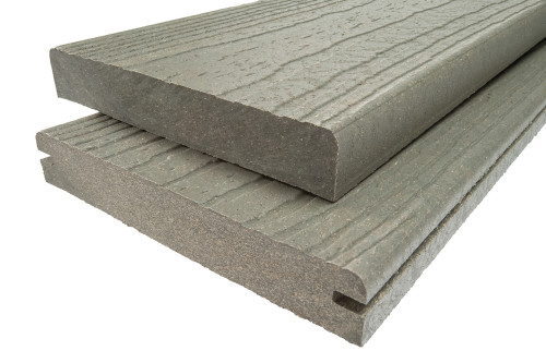 EverGrain Grooved and Non-Grooved Decking