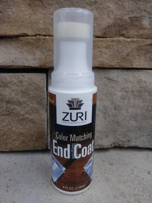 Zuri End Coat Paint with Sponge Applicator - 4 oz.