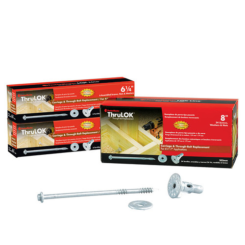 FastenMaster ThruLok Screws