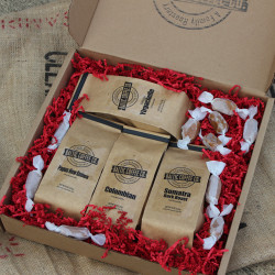 Global Traveler's Coffee Gift Box