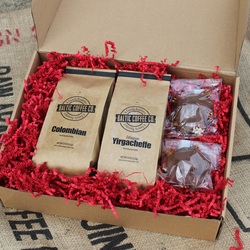 Coffee & Chocolate Lover's Sampler