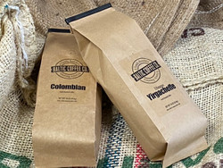 Box of Coffee from Colombia & Ethiopia