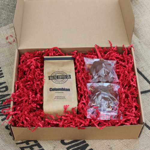 Coffee & Chocolate Lover's Sampler - Small