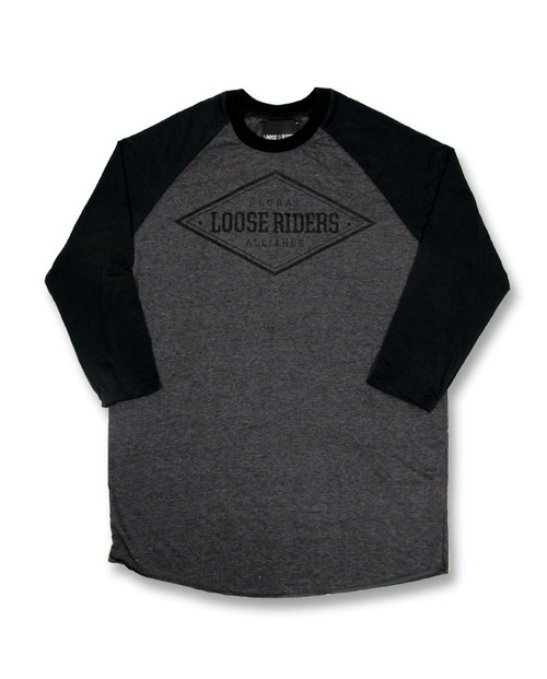 Diamond Raglan