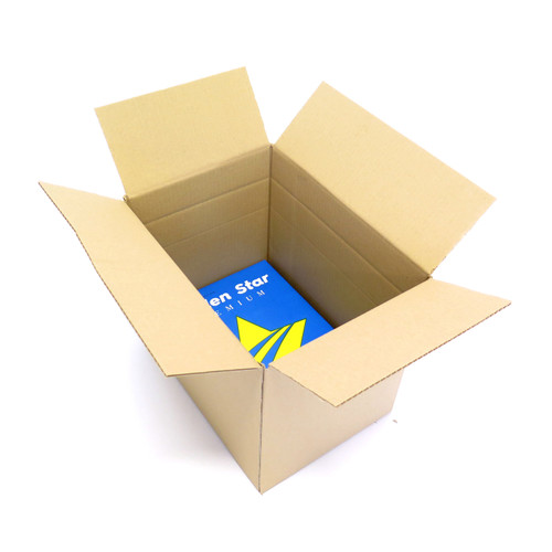 A4 Multi crease cardboard box