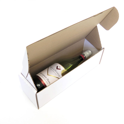 Single bottle box