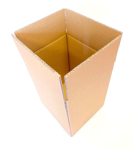 Double Wall Box Style 0201 Size L215mm x W171mm x D258mm (CHUN)