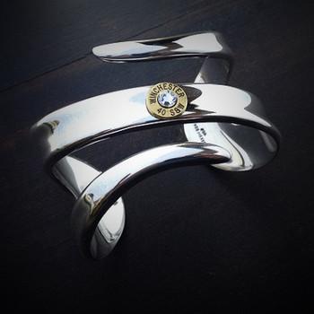 Piercing Bullet Bracelet