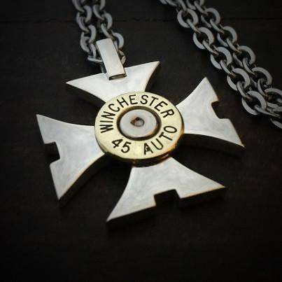 Marksman Bullet Necklace