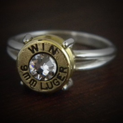 Women's Sharpshooter Bullet Ring