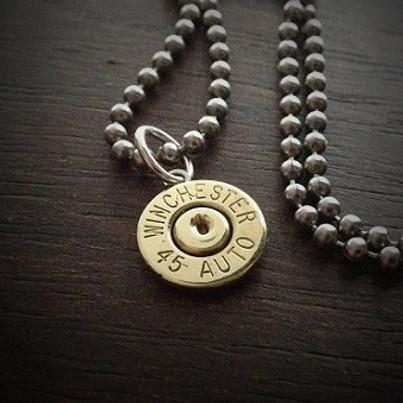 JECTZ® Original Bullet Necklace for Men