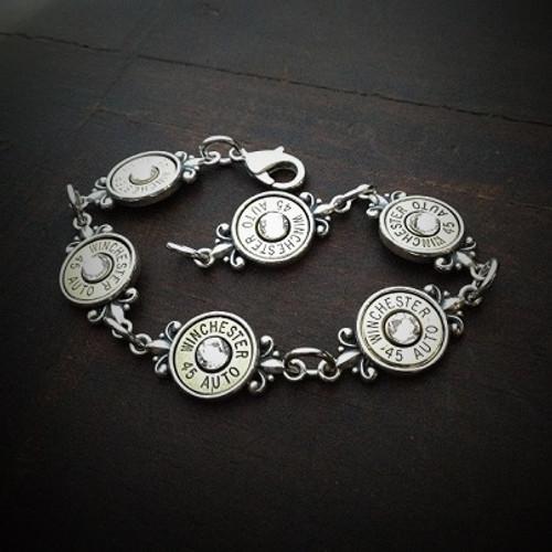 Fleur Bullet Bracelet
