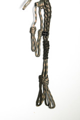 """The LANYARD by Sure-Shot  In a world of undersized and over-sized lanyards with bling, we introduce The LANYARD by Sure-Shot Game Calls that's just right! The LANYARD holds up to 8 calls plus a whistle clip. With a double wide collar to reduce your calls from getting tangled while working the next group circling your decoys! The LANYARD has a blacked out Sure-Shot Game Calls signature branded band, that will not get mixed up with your real trophy bands now and yet to come! The Camo pattern ensures you maintain stealth during those late season hunts with the """"hard to commit"""" wary waterfowl in the skies above!. Brought to you by the Inventors of the Double Reed Duck Call, Triple Reed Duck Call, and the YENTZEN Classic..."""