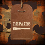 Repairs with ( Fast or Expedited Service )