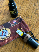 "The New Poison! Sure-Shot Game Calls is synonymous with innovation, which began with the invention of the Double Reed Duck Call from our founders George Yentzen and World Champion and Outdoor Hall of Fame Inductee, James ""Cowboy"" Fernandez! We've spent the last 6 decades continuing and upholding the tradition and heritage with every call we make. So when it came time to re-visit one of our most beloved products, we knew it wouldn't be easy. Being an industry leader, meant we couldn't just change the color, or slap a new label and package on the same ole' thing. We had to scrutinize every aspect of it and ask the same question we always do…. ""Is this the best we've got?!  And from that very statement the YENTZEN ONE2 was born! YENTZEN ONE2 dramatically improves the most important aspects of the ONE experience. It introduces an advanced NEW Double Reed System. The best sound and response ever in a call! A redesigned Screw-Lock system for smoother and faster assembly and tuning. A Re-Engineered tone chamber makes the YENTZEN ONE2 over 2X as loud as the previous model. An all new Walnut band gives the perfect accent and pays tribute to its ancestors of old. It is every bit as POWERFUL and virtually INDESTRUCTIBLE as it is BEAUTIFUL! Get your YENTZEN ONE 2  NOW!"