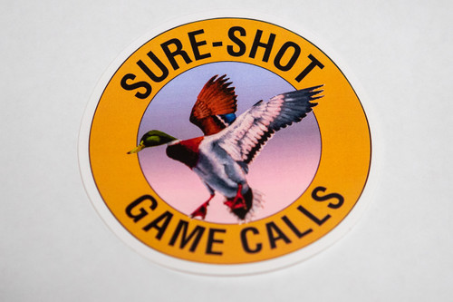 Sure-Shot Logo Round (Full Color)