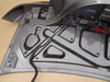 2003 - 2004 MUSTANG COBRA TRUNK DECK WITH SALEEN WING DARK SHADOW GRAY SKU# AM39