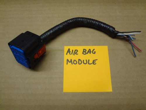 2003 - 2004 MUSTANG COBRA AIR BAG MODULE WIRE HARNESS PLUG OEM SKU# CQ37