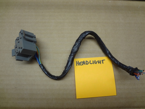 2003 - 2004 MUSTANG COBRA HEADLIGHT DIMMER SWITCH WIRE HARNESS PLUG OEM SKU# CQ40