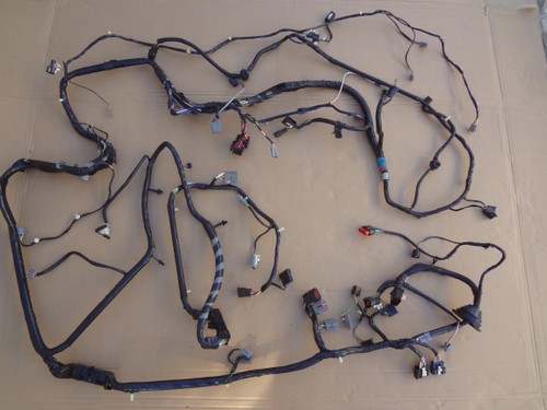 2003 - 2004 MUSTANG COBRA CONVERTIBLE INTERIOR FLOOR WIRE HARNESS 3R3V 14A005 G2815 OEM SKU# CD89