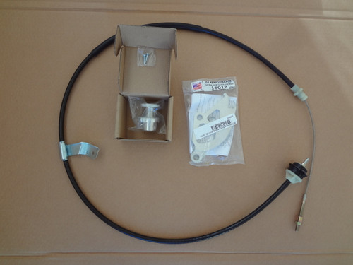 2003 - 2004 MUSTANG COBRA T56 CLUTCH CABLE & FIREWALL ADJUSTER