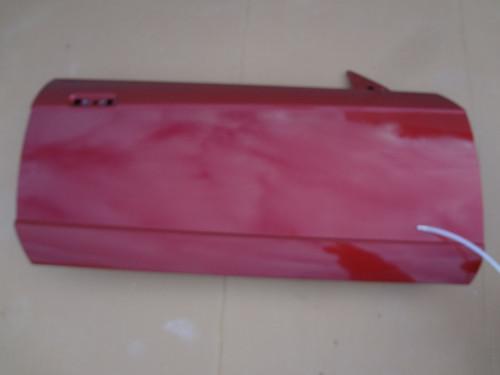 2003 - 2004 MUSTANG COBRA RH DOOR RED FIRE