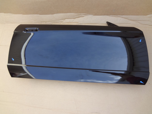 2003 - 2004 MUSTANG COBRA RH DOOR BLACK