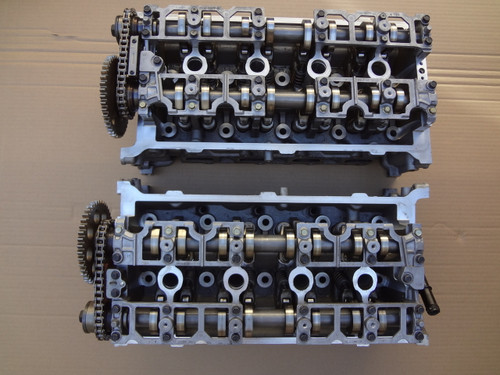 2003 - 2004 MUSTANG SVT COBRA 4.6 CYLINDER HEADS & CAMS DOHC 4 THREAD