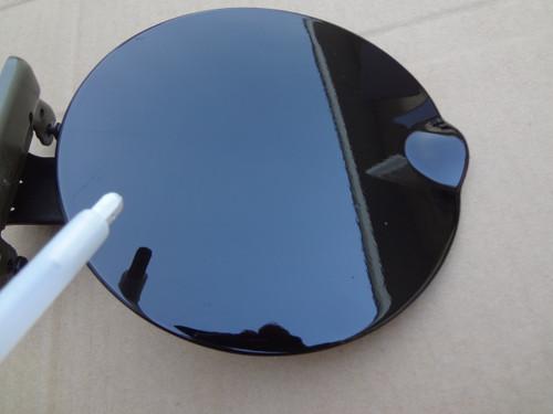 2003 - 2004 MUSTANG SVT COBRA BLACK FUEL DOOR
