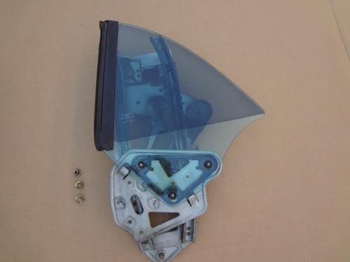 2003 - 2004 MUSTANG COBRA CONVERTIBLE LH 1/4 WINDOW & REGULATOR