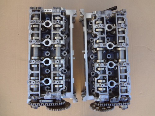 2003 - 2004 MUSTANG COBRA 4.6 CYLINDER HEADS & CAMS DOHC 9 THREAD