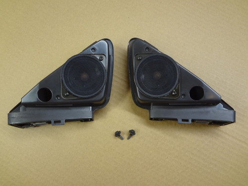 2003 - 2004 MUSTANG COBRA DOOR SPEAKERS YR3F-19A067-BA & YF3F-19A067-AA OEM
