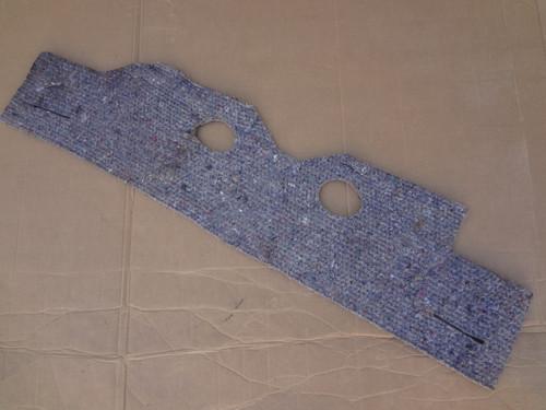 2003 - 2004 MUSTANG COBRA REAR SEAT SOUND DEADENING INSULATION OEM SKU# AB505