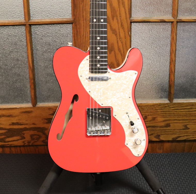 Fender Limited Edition Two-Tone Telecaster Fiesta Red