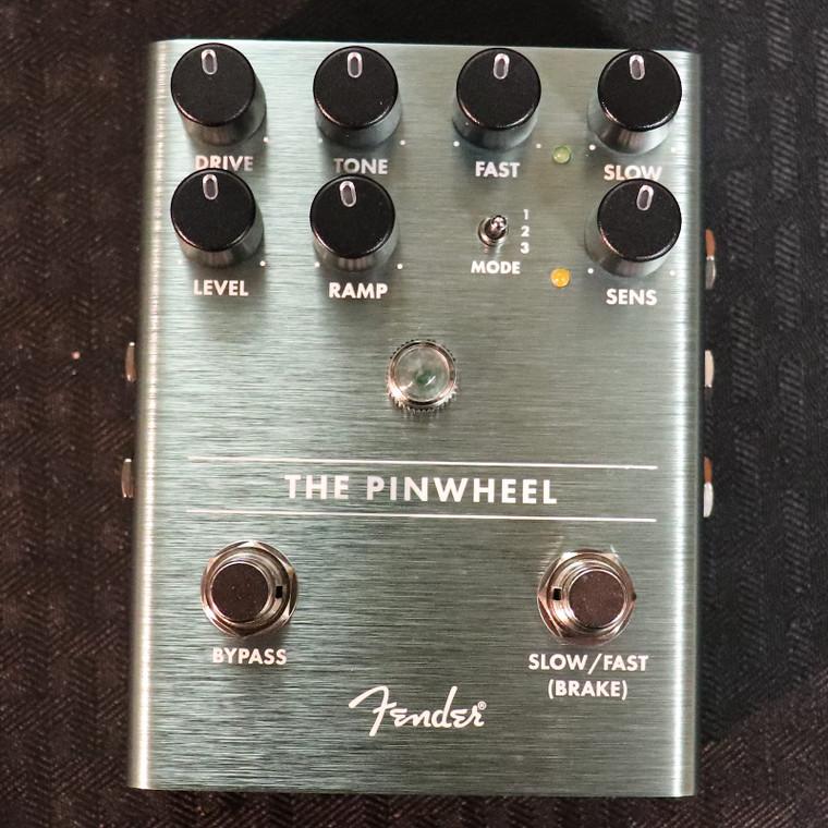 Fender The Pinwheel Rotary Speaker Emulator Green