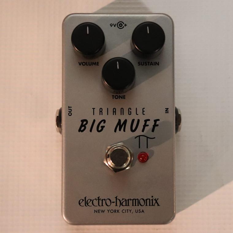 Electro-Harmonix Triangle Big Muff Pi Silver